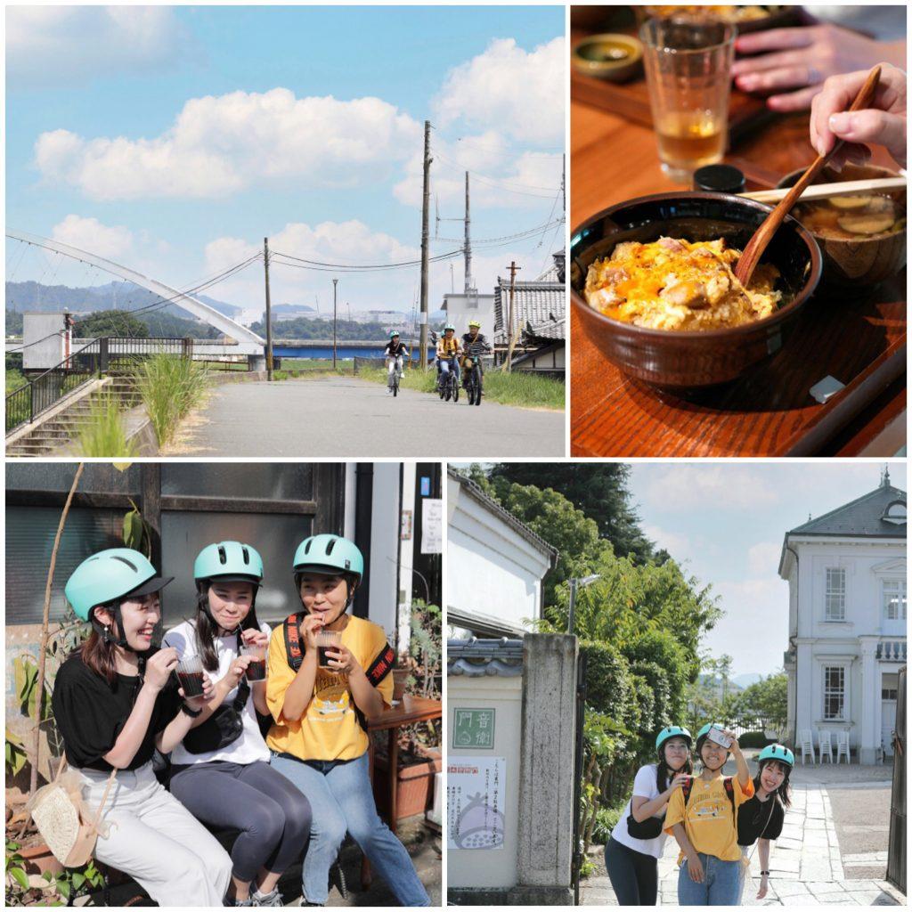 e-bikeツアー「城下町と明智のゆかり爽快ライド(ランチ付)」をリリースしました!