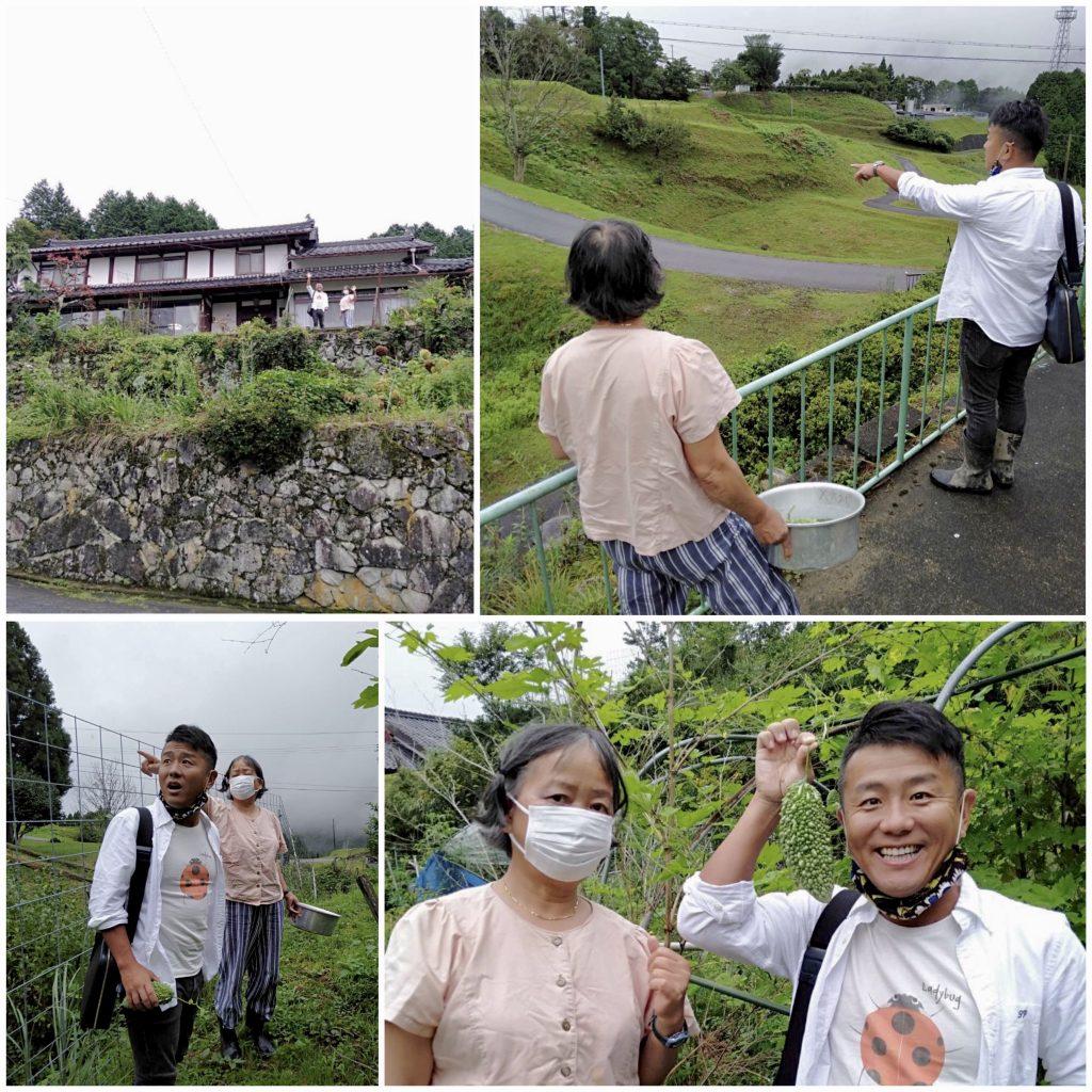 三岳山天空の宿さんへ打ち合わせに行ってきました!